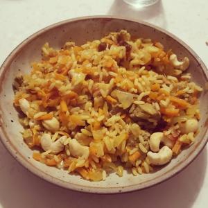 #letscook#cuisinonsnoslivres miam yummy cuisine curry d'agneau