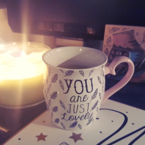 Mug Hema You Are Just Lovely Cozy Moment Doudou Enjoy the little things