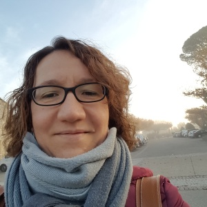 Selfie Provence Brume Soleil Voyage Départ