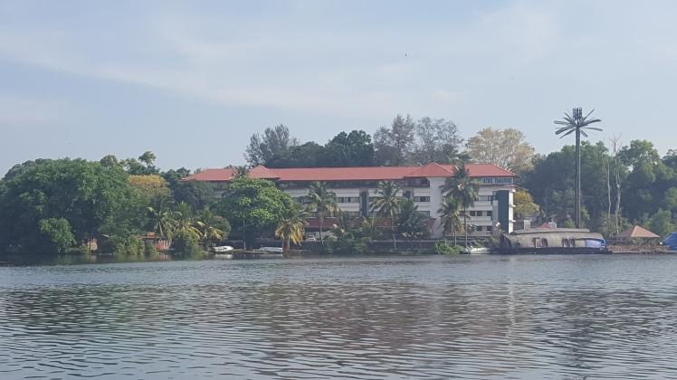 Hotel Tamarind Kollam Kerala India Inde