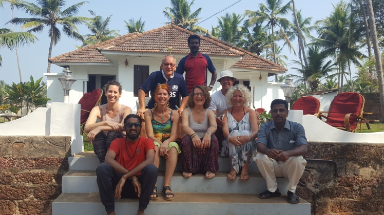 Inde India Varkala Kerala Voyage Travel Belles rencontres Well met