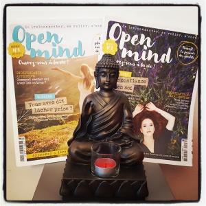 Aujourd'hui je m'aime Open Mind Magazine