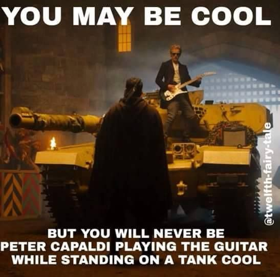 Doctor Who Peter Capaldi I Let You Go 03