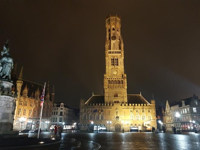 Bruges Brugge Belgique Belgium Grand-Place Main Square