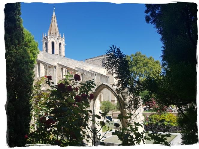 Avignon Vaucluse Provence Les petits bonheurs Gratitude Journal Blog développement personnel