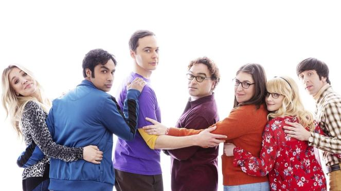 Goodbye The Big Bang Theory