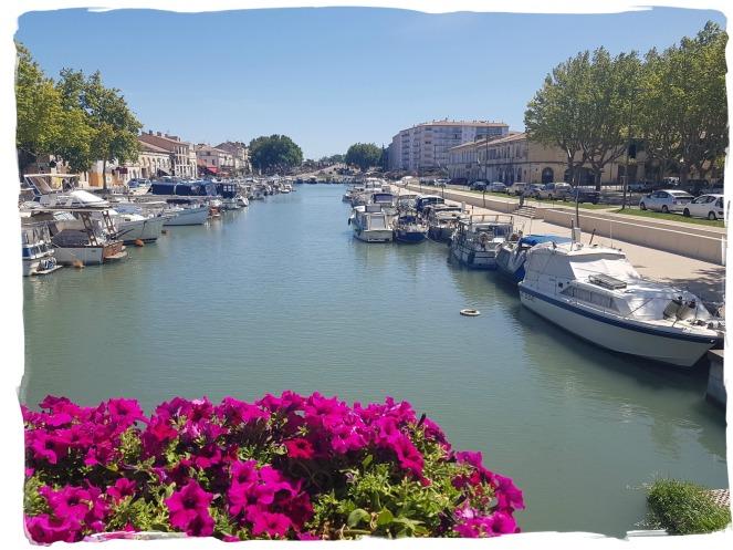 Port de Beaucaire Provence Gratitude Journal
