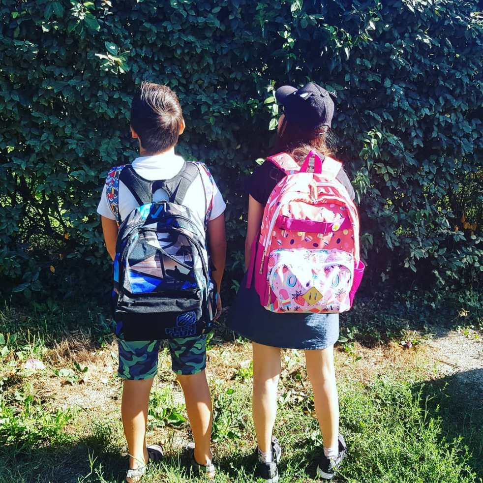 Kids Back to School Rentrée scolaire