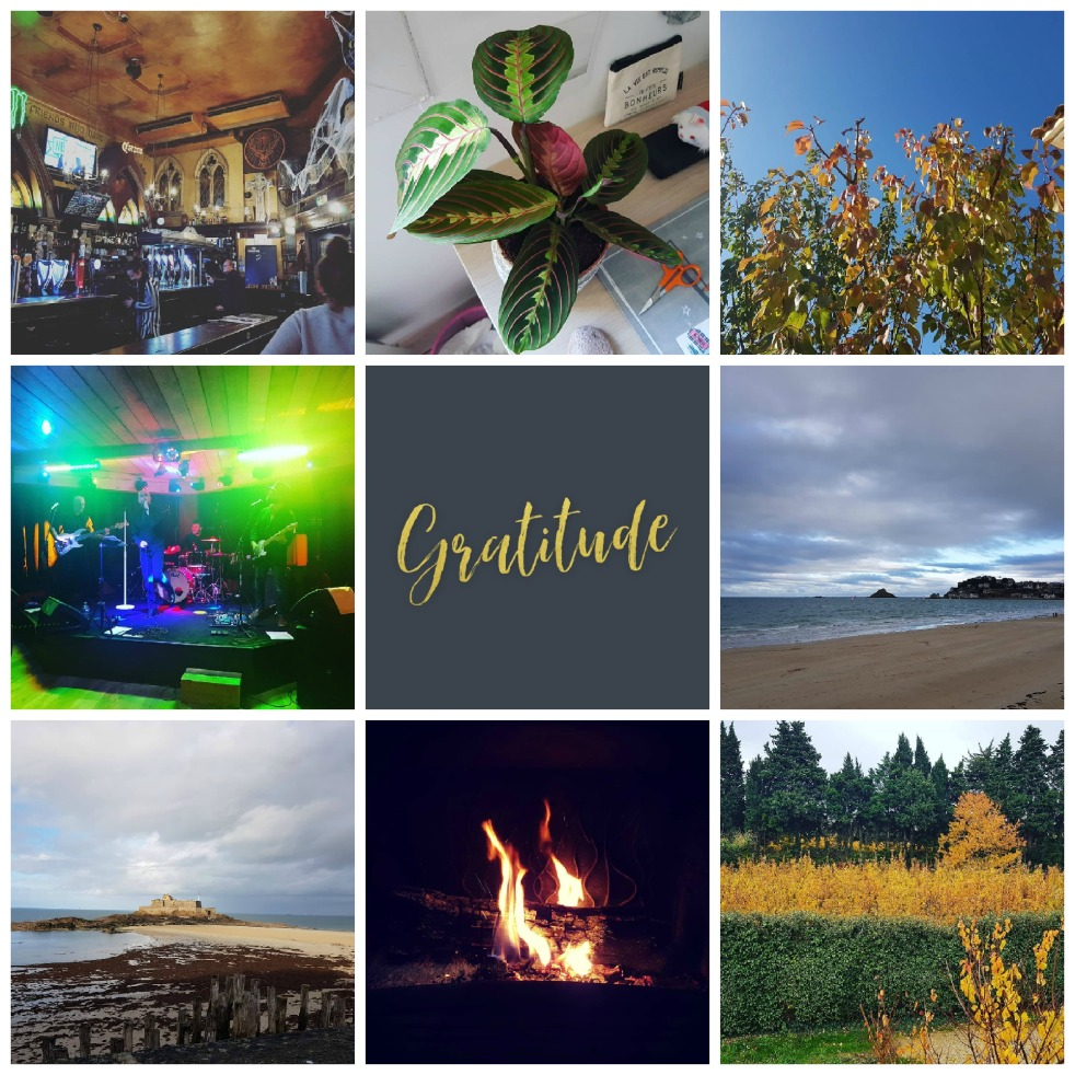 Gratitude Petits Bonheurs Le meilleur du mois Best of the Month Count Your Blessings