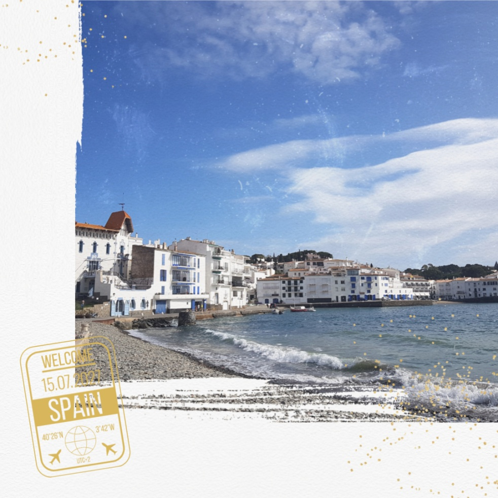 Cadaques Spain Holiday February 2020