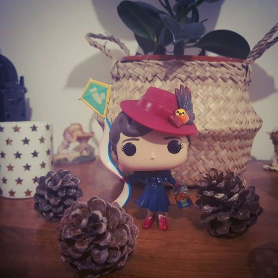 Funko Pop Mary Poppins Returns