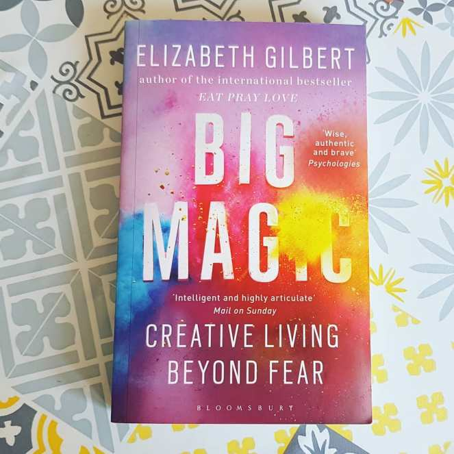 12 Elizabeth Gilbert - Big Magic