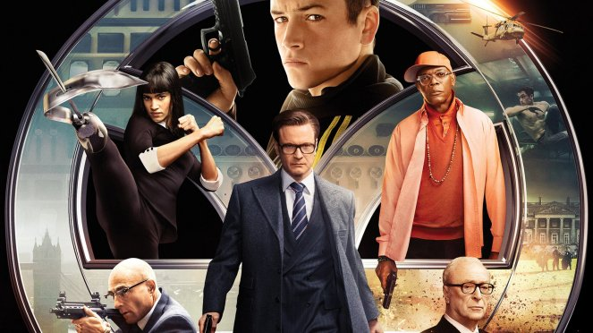 Kingsman Wallpaper