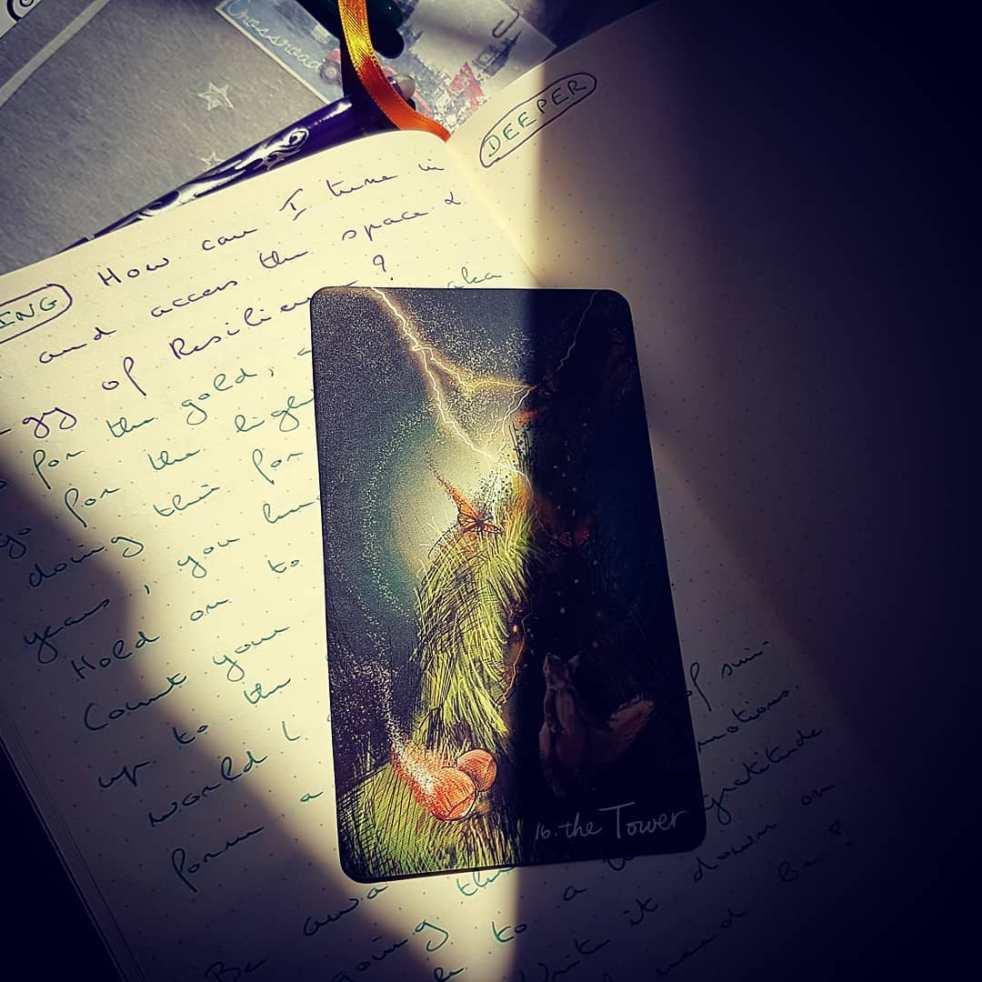 Heart Centered Danielle LaPorte LightSeer's Tarot